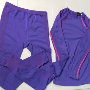 Girls thermal set (long johns)